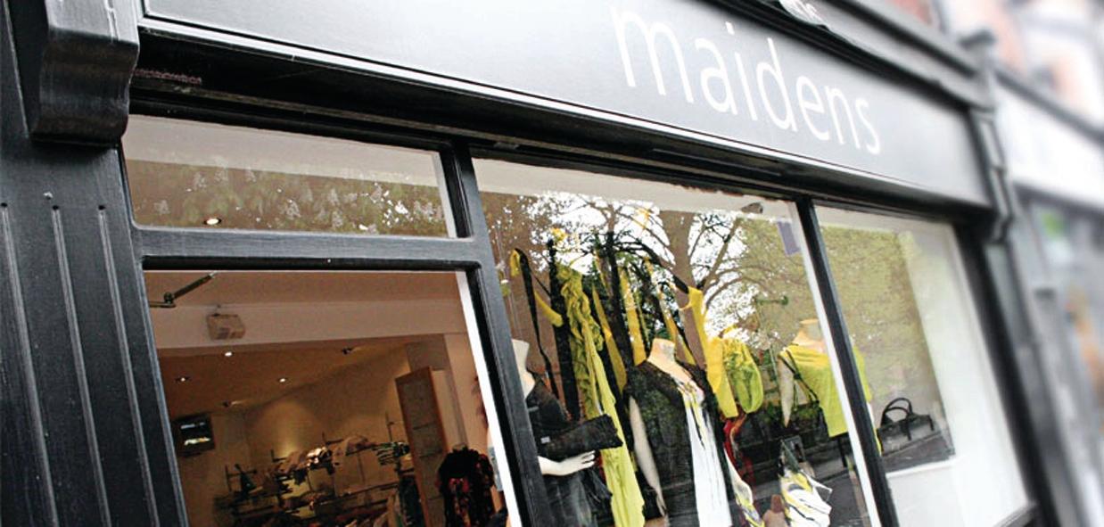 Maidens Shop