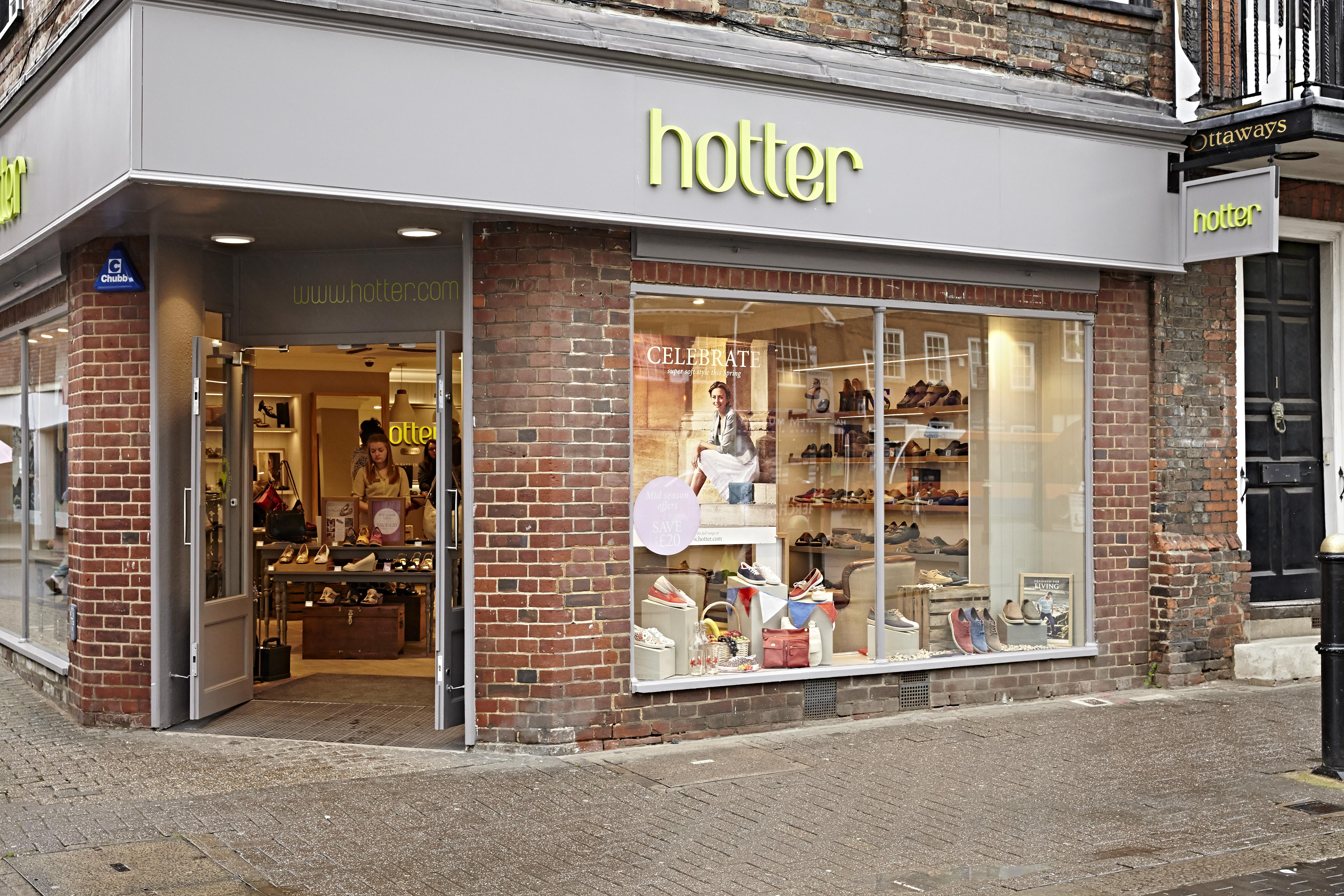 Hotter Shoes to launch CVA