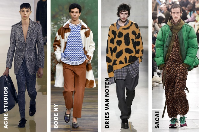 The Top 10 Trends From Paris Fashion Week Men S Autumn 20