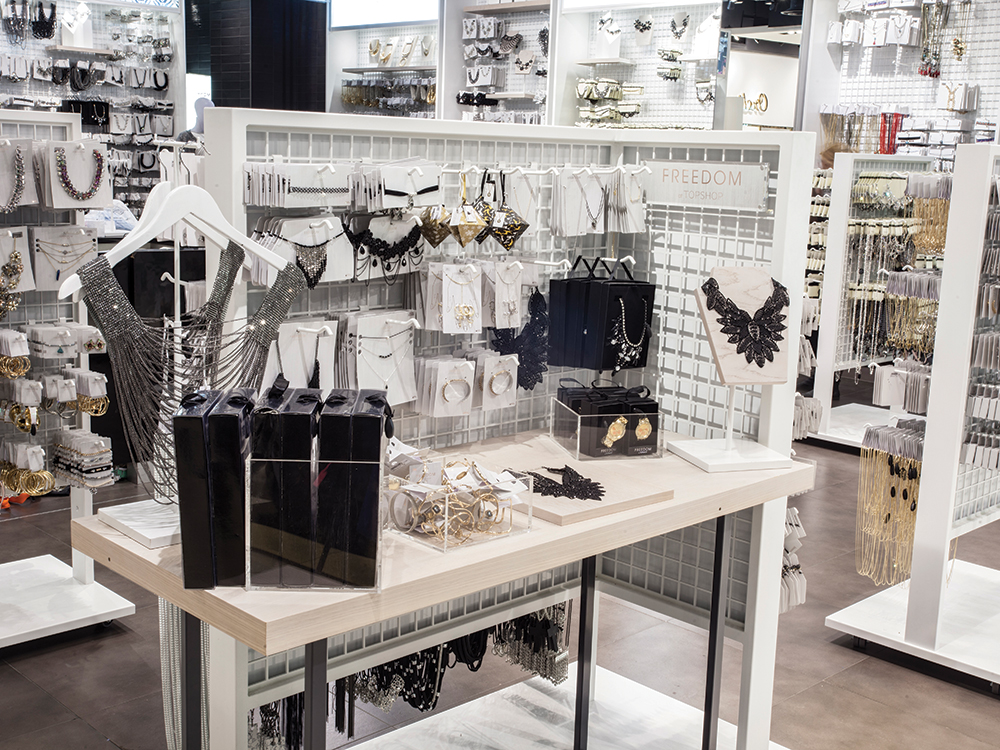 Department Store High Street Fashion Jewellery Retailer Of The Year